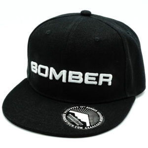 BomberTech Snapback Cap