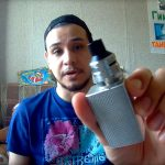 Pindad SS Driptank RDTA Review by Doghouse /обзор (Russian)