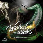 Wicked Wicks Premium Cotton Wicks by BomberTech