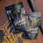 Wicked Wicks Organic Cotton BomberTech