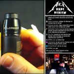 Reloader et Wicked Wicks Live Stream Review (French) by Sylvain La Vape à l' Ar_H [REPLAY]